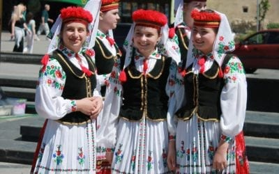 Cultural Music and Dance Company From Russia, Ukraine and Georgia