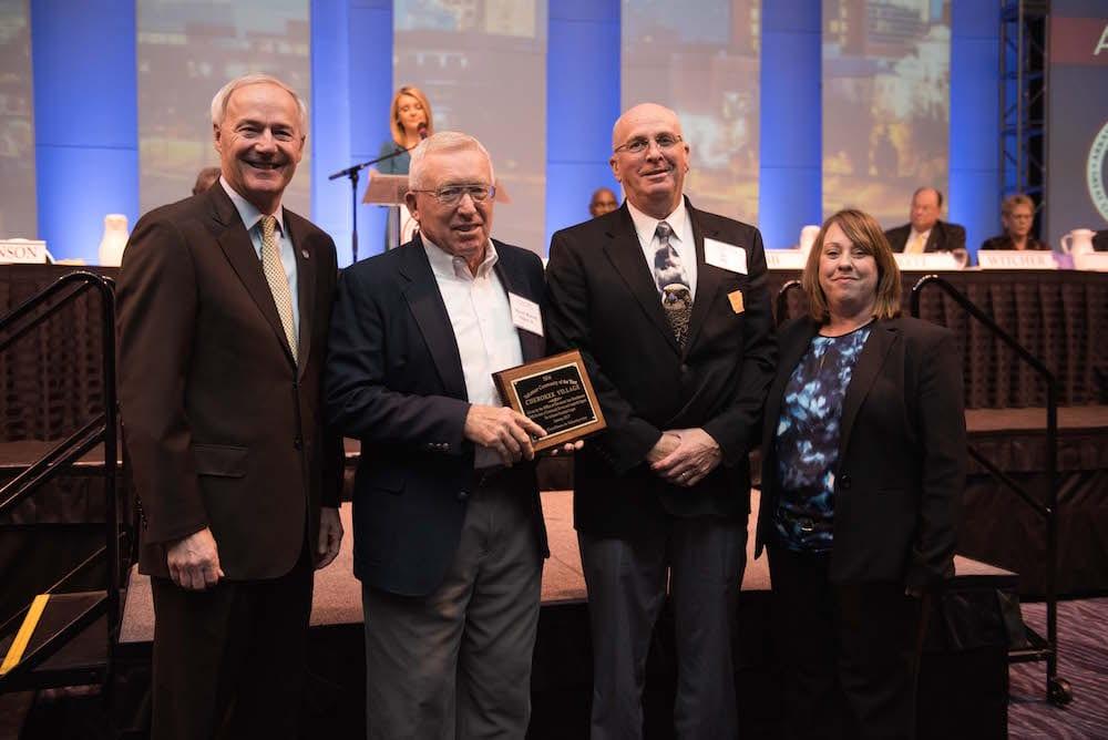 Volunteer Community of the Year Award